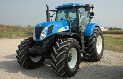 Winners - Tractor Of The Year