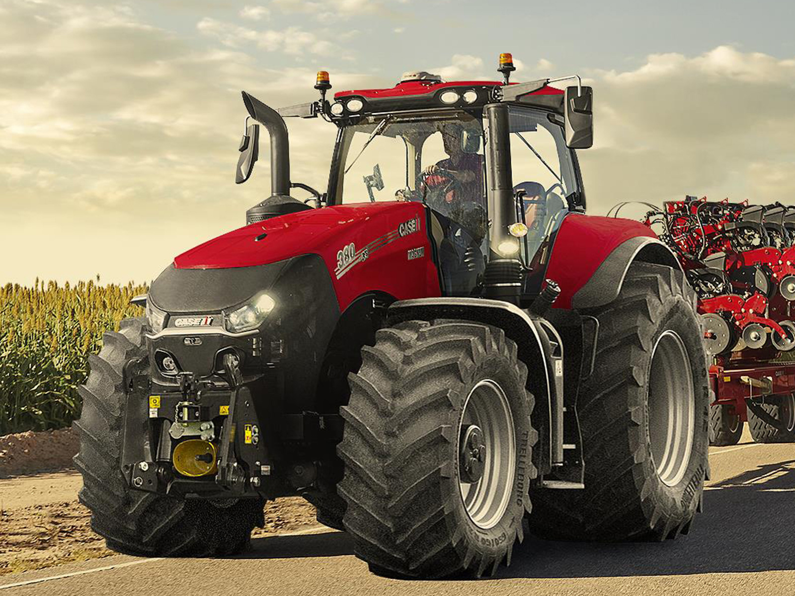 Dating Massey Ferguson traktorer